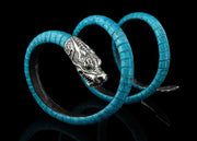 Fast & Furious Dragon, Turquoise with Emeralds