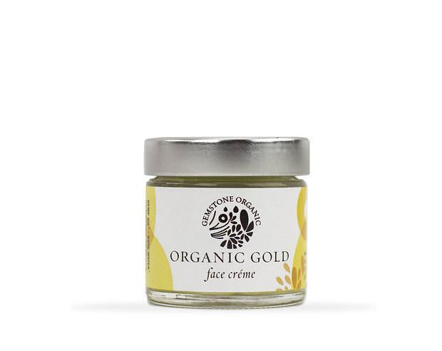 ORGANIC GOLD CRÈME<br/>FOR ALL SKIN TYPES