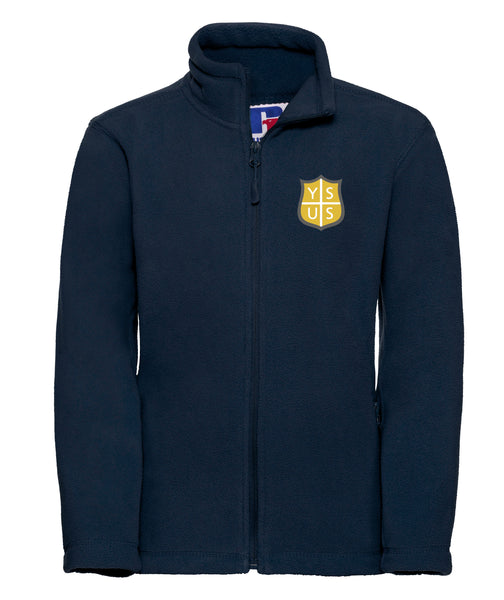 YSUS Example School Fleece Coat