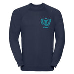 Embroidered Sweatshirt - Navy - Your School Uniform Shop