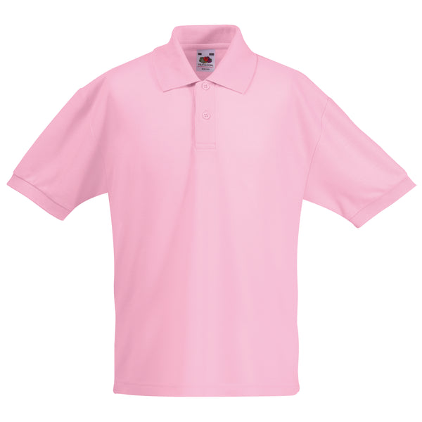 Kids Pique Polo Shirt - Your School Uniform Shop