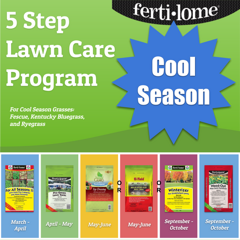 PBN Lawn Care Program - Cool Season Grasses