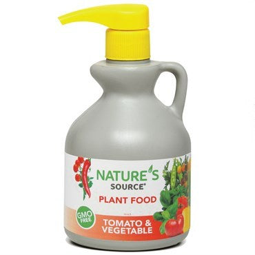 Nature's Source 15 oz. Pump 10-4-3 Tomato and Vegetable