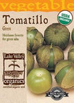 Organic Tomatillo Green Heirloom