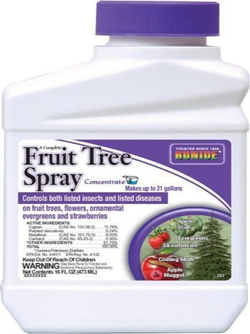 Bonide 201 Fruit Tree Spray Concentrate