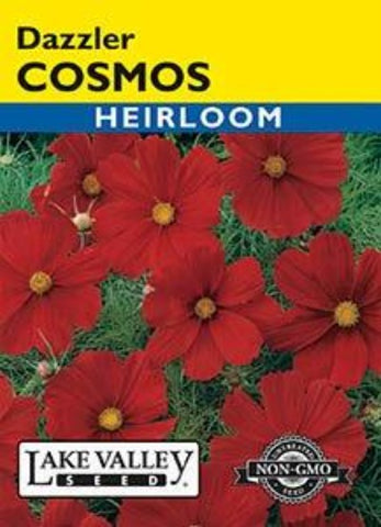 Cosmos Dazzler Heirloom