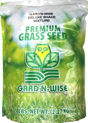 5# Premium Shade Deluxe Grass Seed 5lb