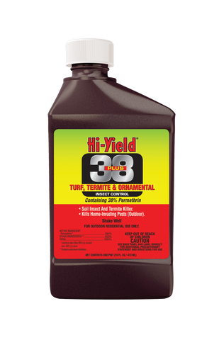 Hi-Yield® 38 Plus Turf Termite and Ornamental Insect Control