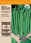 Organic Bean (Bush) Tendergreen Improved