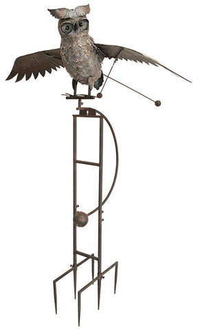 ESD_Metal Owl Rocker Large