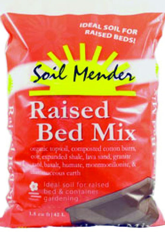Soil Mender Raised Bed Mix 1.5 cu. ft.