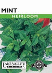 Mint Heirloom - Garden