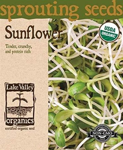 Organic Sprouts Sunflower