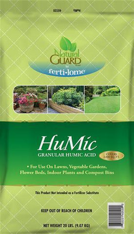 Natural Guard HuMic Granular Humic Acid (Soil Activator 20lb)