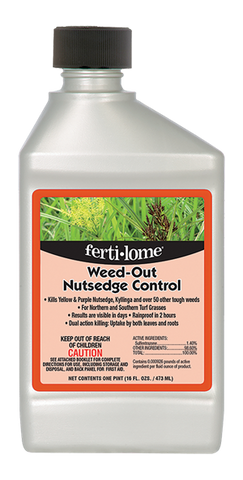 Fertilome 11254 Weed Out Nutsedge Concentrate 16oz