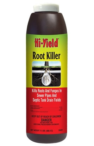 Hi-Yield® Root Killer (1.5 lbs)