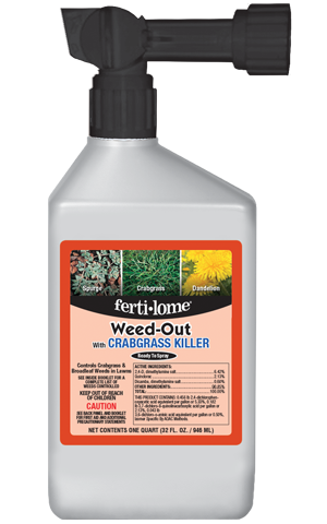 Fertilome Weed Out with Crabgrass Killer Ready-To-Spray (32 oz)