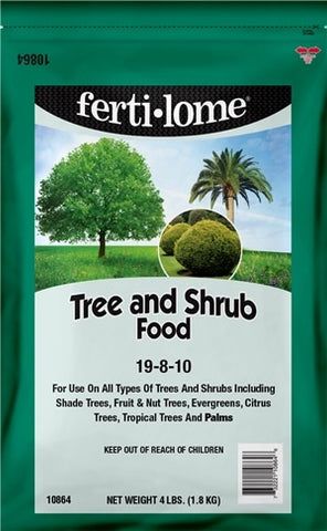 Fertilome Tree and Shrub Food 19-8-10 (2/sizes)