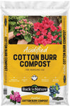 Back to Nature's 'Acidified Composted Cotton Burr' 2 cu ft