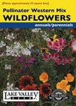 Wildflowers Pollinator Western Mixture