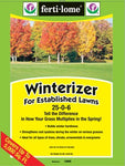 Fertilome Winterizer For Established Lawns 25-0-6 (20 lbs)