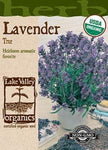 Organic Lavender True Heirloom