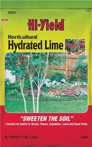 Hi-Yield® Horticultural Hydrated Lime