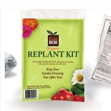 EarthBox® Organic Replant Kit