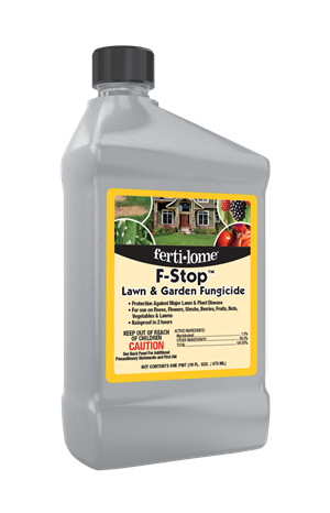 Fertilome F-Stop Lawn & Garden Fungicide 2/sizes