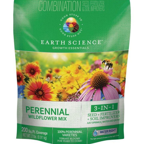 Earth Science_ Perennial Wildflower Mix