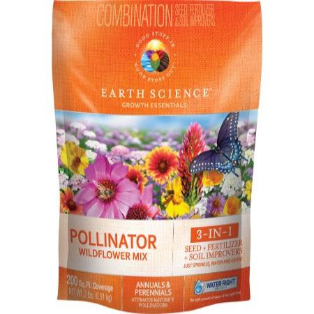 Earth Science_ Pollinator Wildflower Mix