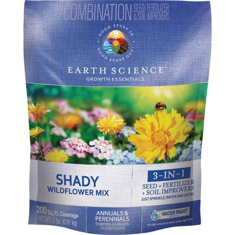 Earth Science_ Shady Wildflower Mix