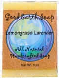 GES All Natural Handmade Soap_4oz