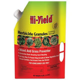 Hi-Yield® Herbicide Granules Weed and Grass Preventer (4 lbs)