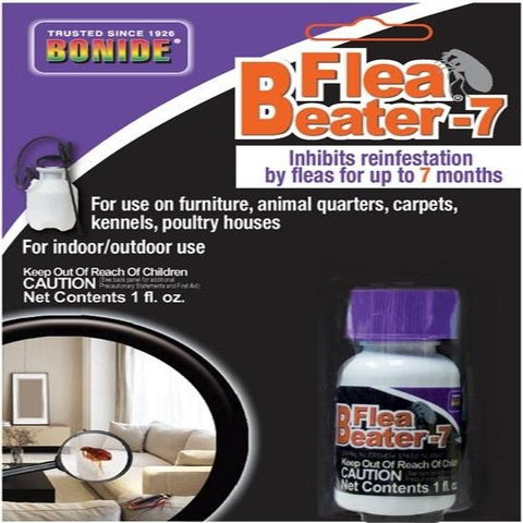 Bonide 038 Flea Beater 210 Concentrate 12/1oz.