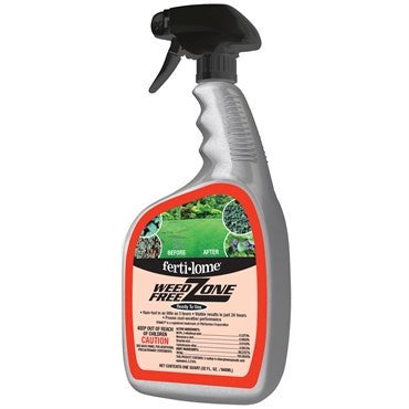 Fertilome Weed Free Zone Ready-To-Use