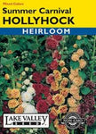 Hollyhock Summer Carnival Mixed Colors