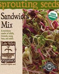 Organic Sprouts Sandwich Mix