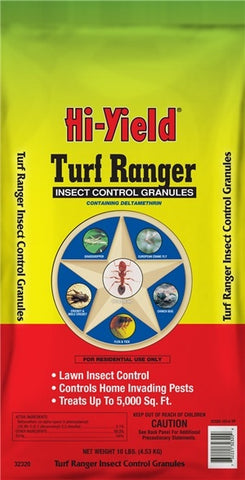 Hi-Yield® Turf Ranger Insect Control Granules (10 lbs)