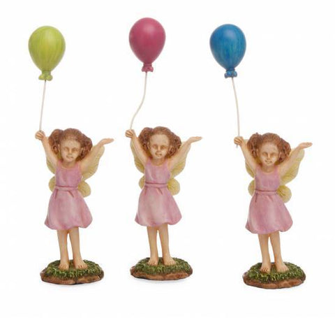 Woodland Knoll Balloon Fairies