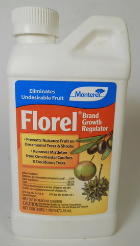 Monterey Floral Fruit Eliminator - Growth Regulator