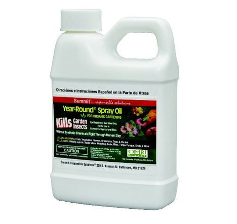 Summit Year-Round Horticultural Oil pt