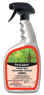 Fertilome Weed Out Nutsedge Control RTU