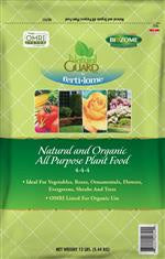 NG 40741 Organic All Purpose Fertilizer 4-4-4_12#