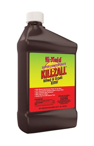 Hi-Yield® Super Concentrate Killzall™ Weed and Grass Killer (32 oz)