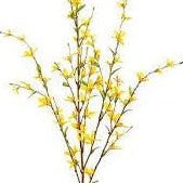 "31"" Golden Forsythia Bush Silk"