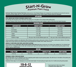 Fertilome Start-N-Grow Premium Plant Food 19-6-12 (4 lbs)