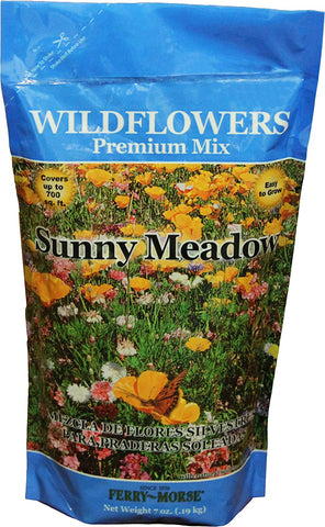 Ferry Morse Jiffy Shaker Seed Bag (Pollinator Mix, Wildflowers)