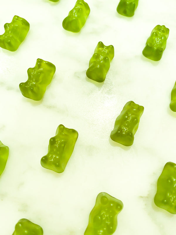 DIY Rosé CBD Gummies