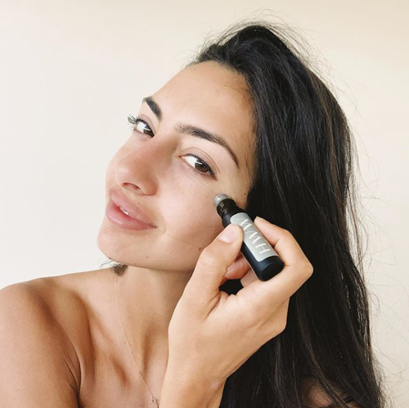 WHY Rollerball Face Oil Is Taking Over